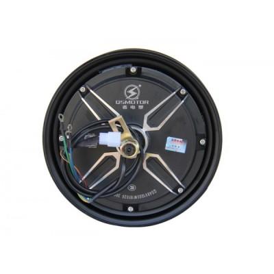Мотор колесо QS motor 48v1000w(2000w) с ободом 10' для электроскутера Elvabike.com