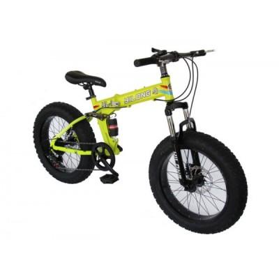 Велосипед складной Elvabike Страйк мини Elvabike.com