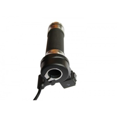 Ручка газа универсальная с 3-х позиционным переключателем Elvabike.com