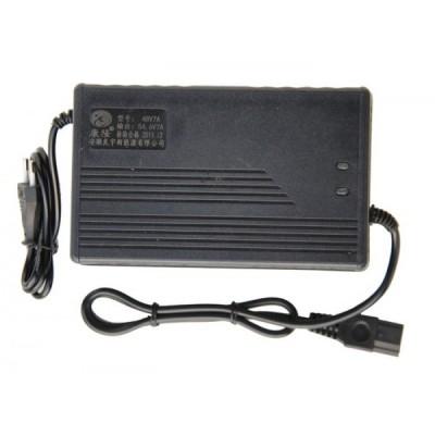 Автоматическое зарядное устройство для свинцово-кислотных АКБ на 72V (5A) Elvabike.com