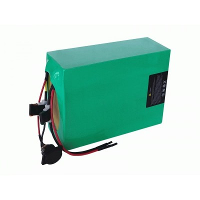 Универсальный литий ионный аккумулятор Elvabike 12v10Ah Elvabike.com