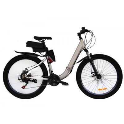 Электровелосипед складной  Elvabike Де люкс 1000 Elvabike.com