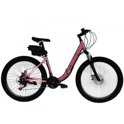 Электровелосипед складной  Elvabike Де люкс 750 Elvabike.com