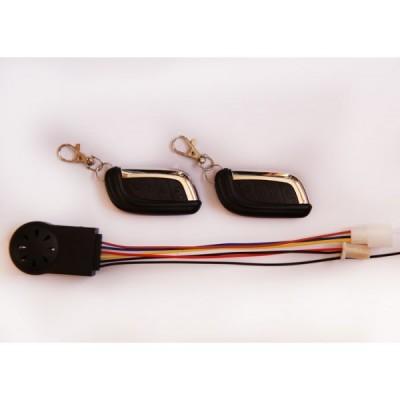 Охранная сигнализация для контроллеров Elvabike Elvabike.com