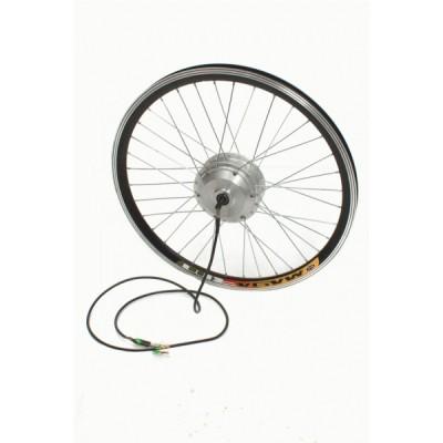 Электронабор с задним усиленным мотор-колесом 24v350/750w под 1-4 звезды в ободе 16`-28` Elvabike.com