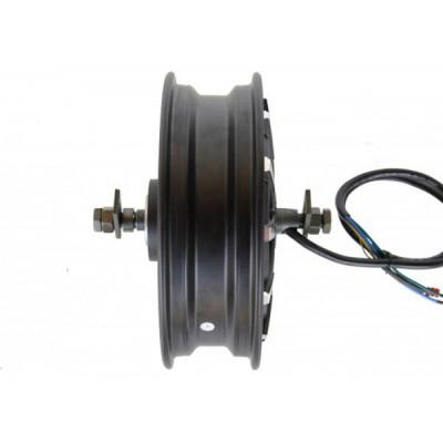 Мотор-колесо QS motor 60v1500w(3000w) с ободом 12' для электроскутера Elvabike.com