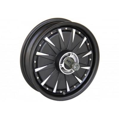 Мотор-колесо QS motor 60v2000w(4000w) с ободом 13' для электроскутера Elvabike.com