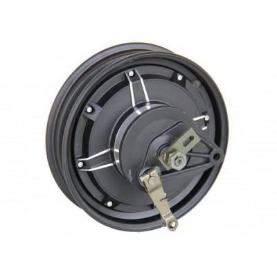 Мотор колесо QS motor 48v800w(1600w) с ободом 10' для электроскутера Elvabike.com