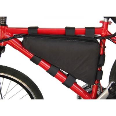Велосумка треугольная на раму велосипеда Elvabike.com