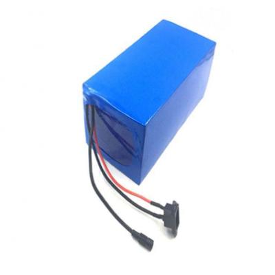 Универсальный аккумулятор 12v48 AH литий железо-фосфатный LiFePO4 Elvabike.com
