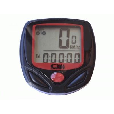 Велокомпьютер для велосипедов и электровелосипеда с LCD дисплеем VK - 50 Elvabike.com