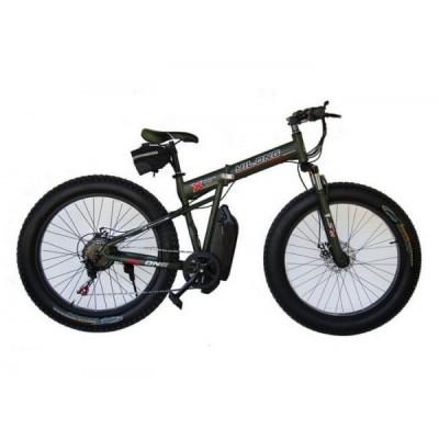 Электровелосипед складной Elvabike Раптор 1000 Elvabike.com