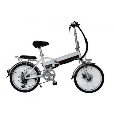 Электровелосипед складной Elvabike Лион 500 Elvabike.com
