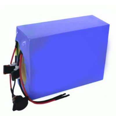 Высокотоковый аккумулятор LpCO литий карбон кобальт 72v 21Ah Microvast Elvabike.com