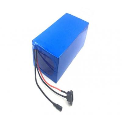 Универсальный аккумулятор 48v18 AH литий железо-фосфатный LiFePO4 Elvabike.com