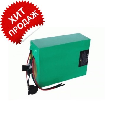 Универсальный литий ионный аккумулятор 48v12.5Ah Elvabike.com