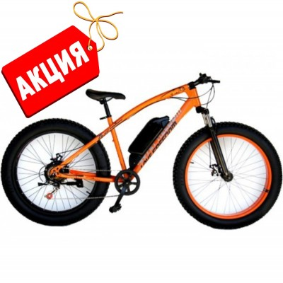 Электровелосипед Флагман 2000 Elvabike.com